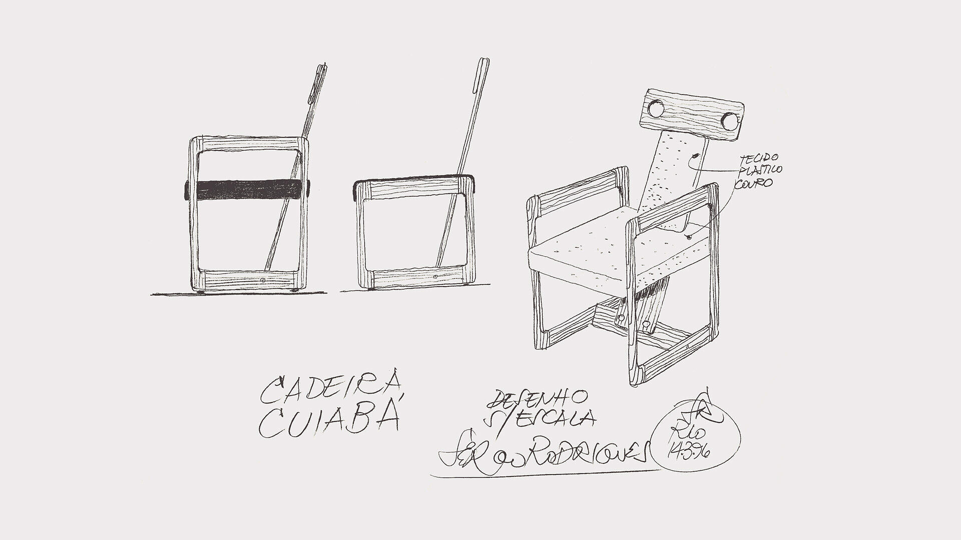 Cuiabá Chair
